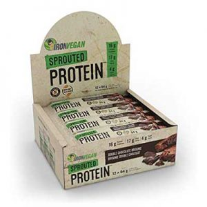 Free Iron Vegan Protein Bars from Social Nature