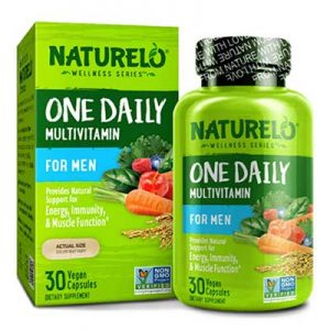 Free Naturelo Multivitamins from BzzAgent