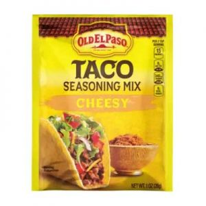 Free Old El Paso Seasoning Mix at Food Lion