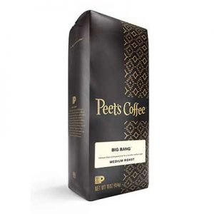 Free Peet's Coffee $5 with App