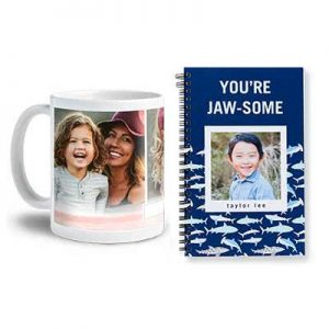 Free Mug, Notebook, Keychain, Just Pay Shipping