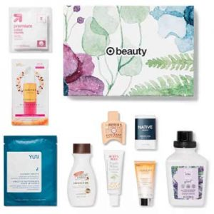Free Beauty Box: 9 Products to try!