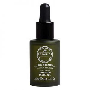 Free Botanics All Bright Facial Oil from BzzAgent