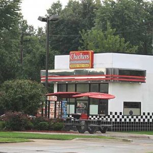 Free Meal for Healthcare Workers at Checkers & Rally's