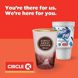 Free Coffee or Tea at Circle K for Healthcare Workers
