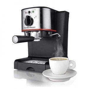 Free Hamilton Beach Espresso Machine for Winner
