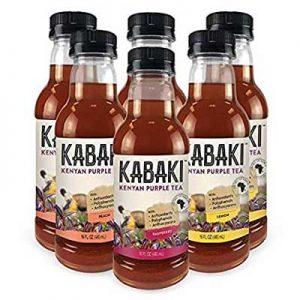Free Kabaki Purple Tea for Essential Workers