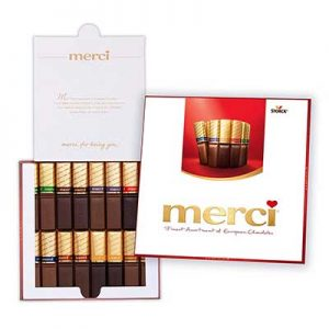 Free Merci Chocolates from the Insiders