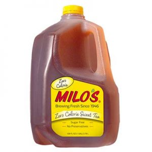 Free Gallon of Milo's Beverage for Healthcare Workers