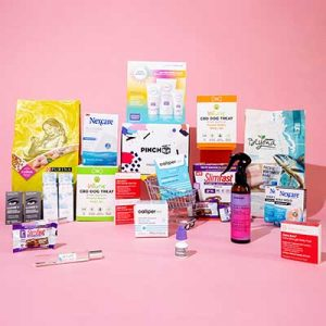 Free Samples from PinchMe