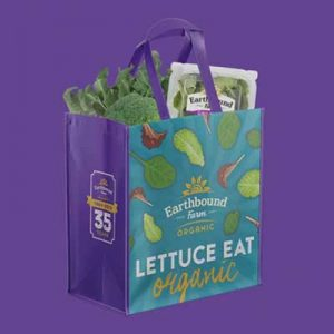 Free Reusable Shopping Bag for Winners