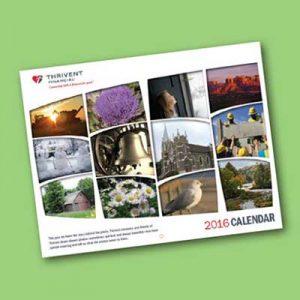 Free Thrivent 2020 Calendar