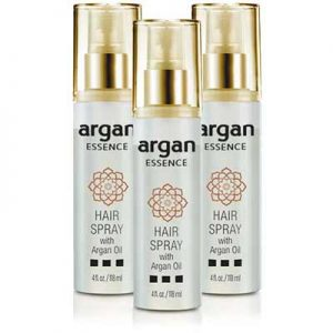 Free Hair Spray with Argan Oil