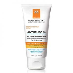 Free Anthelios Melt-In Sunscreen Milk
