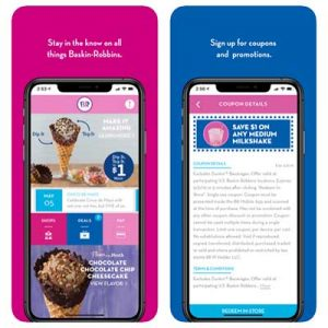 Free Scoop of Ice Cream at Baskin Robbins