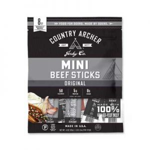 Free Beef Jerky Sticks from Social Nature