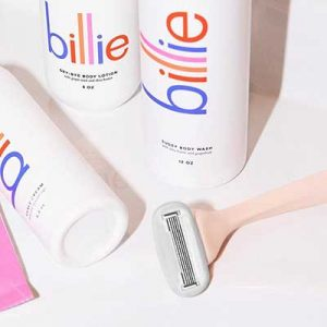 Free Billie Products for Referring