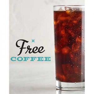 Free Coffee for Healthcare Workers at Corner Bakery Cafe