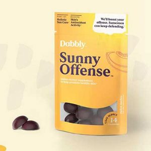 Free Dabbly Sunny Offense Gummies from BzzAgent