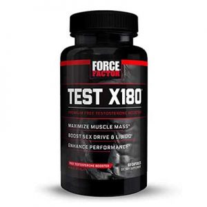 Free Force Factor Supplement from BzzAgent