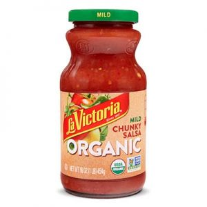 Free La Victoria Salsa Kit from BzzAgent