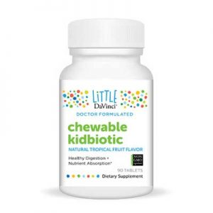 Free Little DaVinci Kidbiotic from Moms Meet