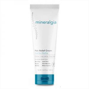 Free Mineralgia Pain Relief Cream for Doctors