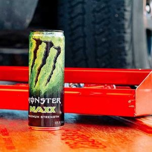 Free Monster Maxx at Casey's