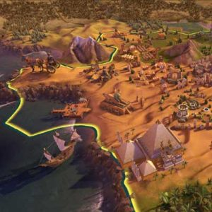 Free Sid Meyer's Civilization VI PC Game