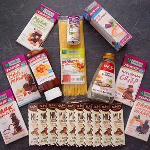 Free Sukrin Food Product Samples