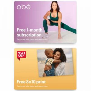 Free 1-Month Obe Access, 8×10 Print for T-Mobile Customers