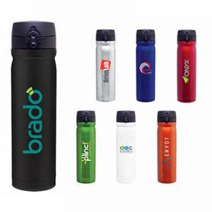 Free Water Bottle Sample
