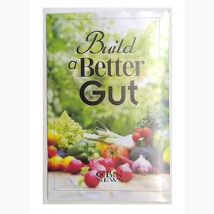 Free Build a Better Gut Booklet