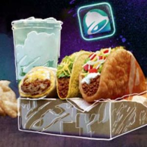 Free Gift from Taco Bell