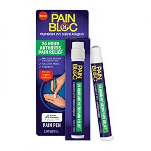 Free PainBloc24 Pain Pen from BzzAgent