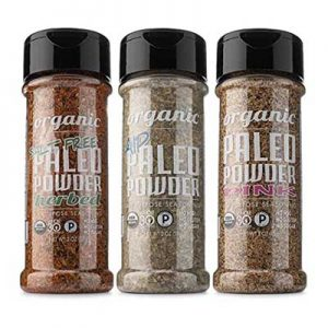 Free Paleo Powder Seasonings