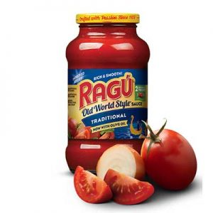 Free Ragu Product from BzzAgent