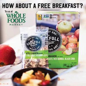 Free Soulfull Project Cereal Coupon