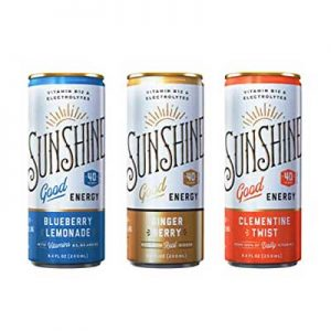 Free Sunshine Beverages Energy Drink at Giant Food