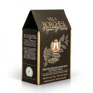 Free Villa Borghesi Coffee Sample