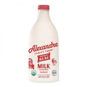 Free Alexandre Family Farm Milk from Moms Meet