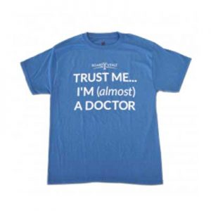 Free T-Shirt for Medical Students