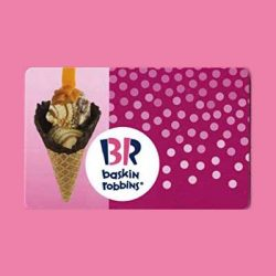 Free $2 Baskin Robbins Gift Card in T-Mobile Tuesdays