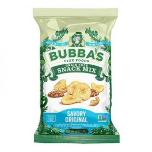 Free Bubba's Snacks, Just Pay Shipping