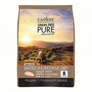 Free Canidae Dog or Cat Food Samples
