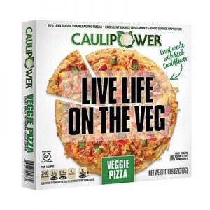Free Caulipower Pizza or Crusts with Ibotta Rebate