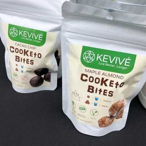 Free Coo-Keto Bites, Just Pay Shipping