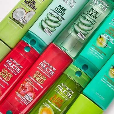 Free Garnier Shampoo or Hair Mask for Winners