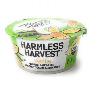 Free Harmless Harvest Yogurt at Sprouts