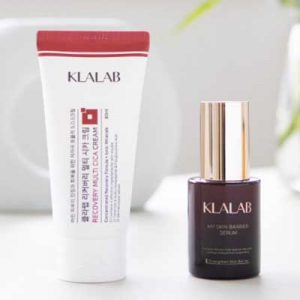 Free Klalab Serum and Cream Set from 08liter